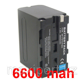 Sony np-f970 аккумулятор для камеры и света F970 (digital), фото 2