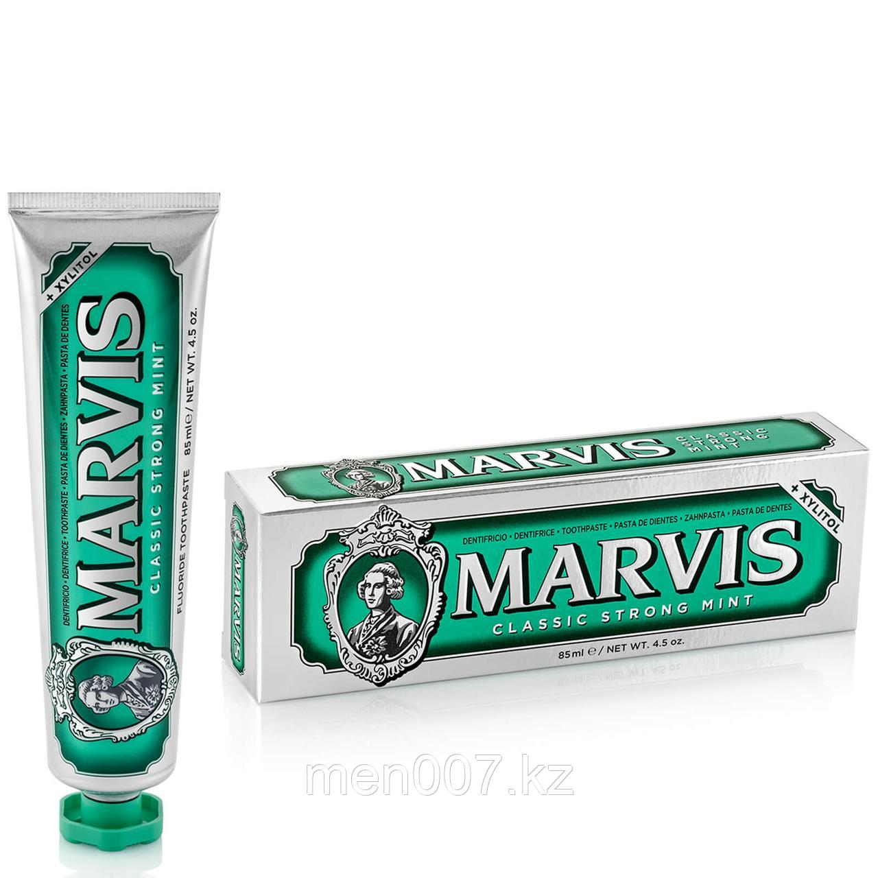 Marvis Classic Strong Mint (зубная паста) 85 мл