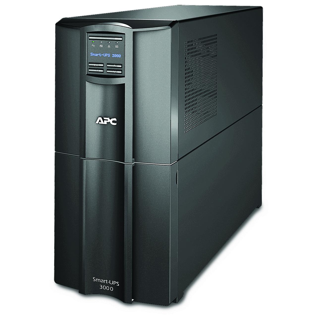 ИБП APC Smart-UPS 3000 ВА с ЖК-индикатором