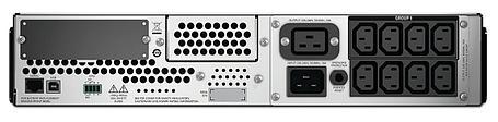ИБП APC Smart-UPS 3000 ВА с ЖК-индикатором, стоечного исполнения высотой 2U, фото 2