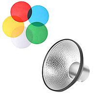 Godox AD-M рефлектор с цветными фильтрами, для вспышек Witstro (AD200 AD200Pro AD360), фото 1