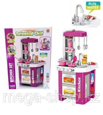 Игровая детская кухня Kitchen Chef 922-49 с настоящей водой