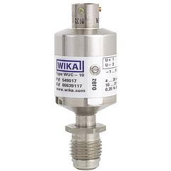 Преобразователь для ультра чистых сред Для применений во взрывозащищенных зонах, Ex nA ic Модели WUC-10, WUC-1