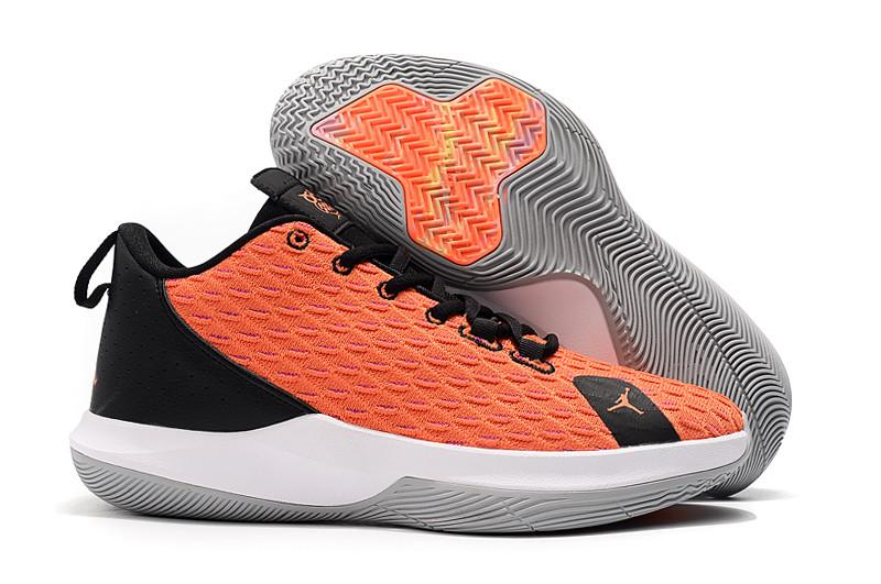 """Игровые кроссовки Air Jordan CP3.XII (12) """"Multicolor"""" (40-46) - фото 1"""
