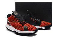 """Игровые кроссовки Air Jordan CP3.XII (12) """"Red/Black"""" (40-46), фото 3"""