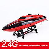 Sky Tech: радио управляемый  быстрый катер H101, красный, фото 2