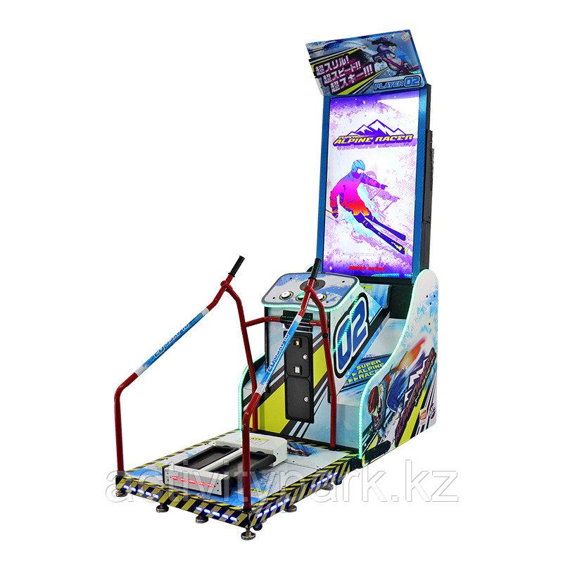 Спортивный автомат - Super ski