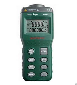 Дальномер лазерный Mastech MS6450