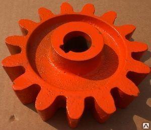 Шестерня бетономешалки BWE-260L DEFRO