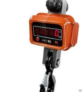 Весы крановые электронные 10т с пультом