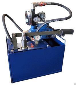 Установка электрическая для опрессовки тепловых сетей НСО-60