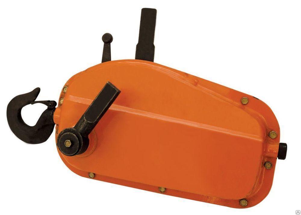 Монтажно-тяговый механизм с тросом