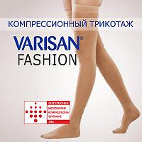 Колготки лечебные компрессионные с закрытым носком Varisan Fashion 1 класс компрессии