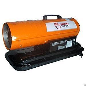 Калорифер дизельный Профтепло ДК-20 П апельсин