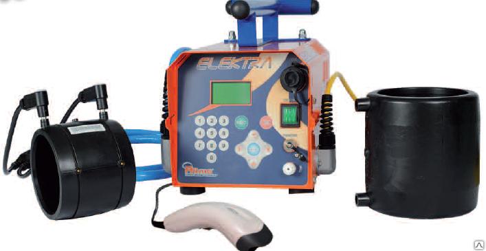 Аппарат электро-муфтовой сварки пластиковых труб РЕ-150А