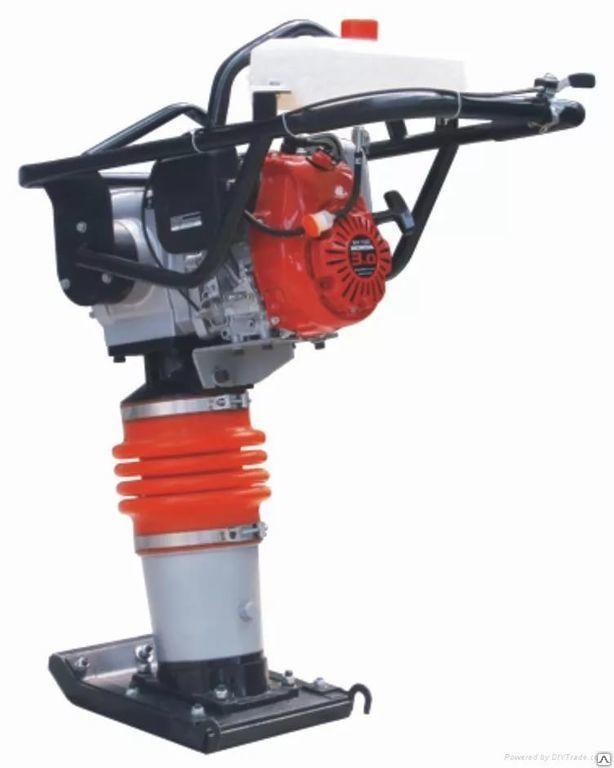 Вибротрамбовка траншейная бензиновая HCR-80
