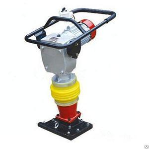 Вибротрамбовка траншейная электрическая HCD-70