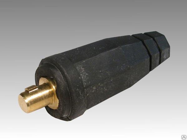 Коннектор для сварочного аппарата 250А, 350А