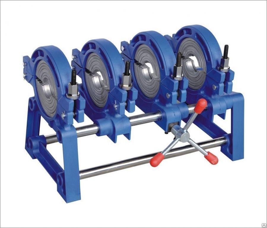 Аппарат для стыковой сварки пластиковых труб, диаметром от 63мм до 160мм