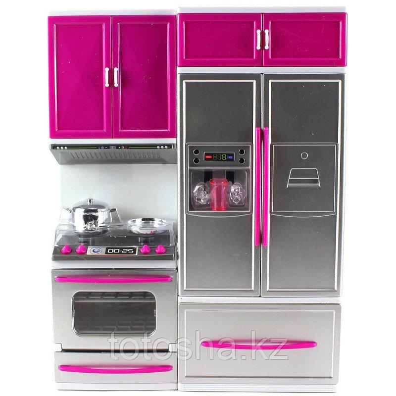 Кухня 66037 со световыми и звуковыми эффектами