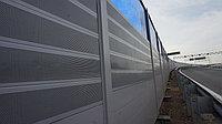 Шумозащитная антивандальная панель, фото 1