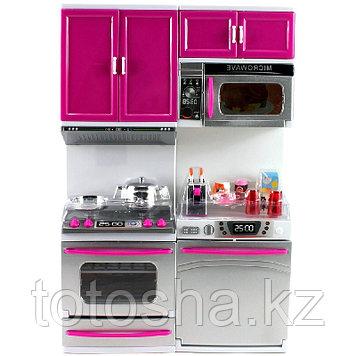 Кухня 66037-3 со световыми и звуковыми эффектами