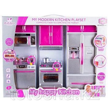 Кухня 66035-4 со световыми и звуковыми эффектами.