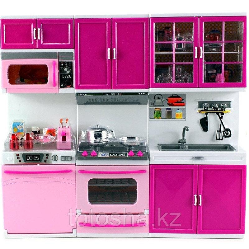 Кухня 66035-3 со световыми и звуковыми эффектами