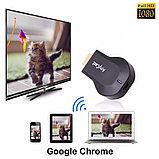 Медиаплеер-ресивер AnyCAST M9 Plus - HDMI Wi-Fi., фото 5