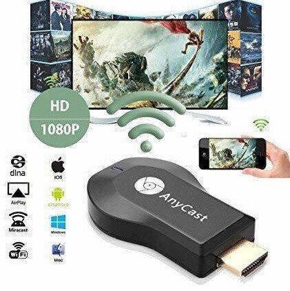 Медиаплеер ресивер WiFi в HDMI Anyast M9 Plus