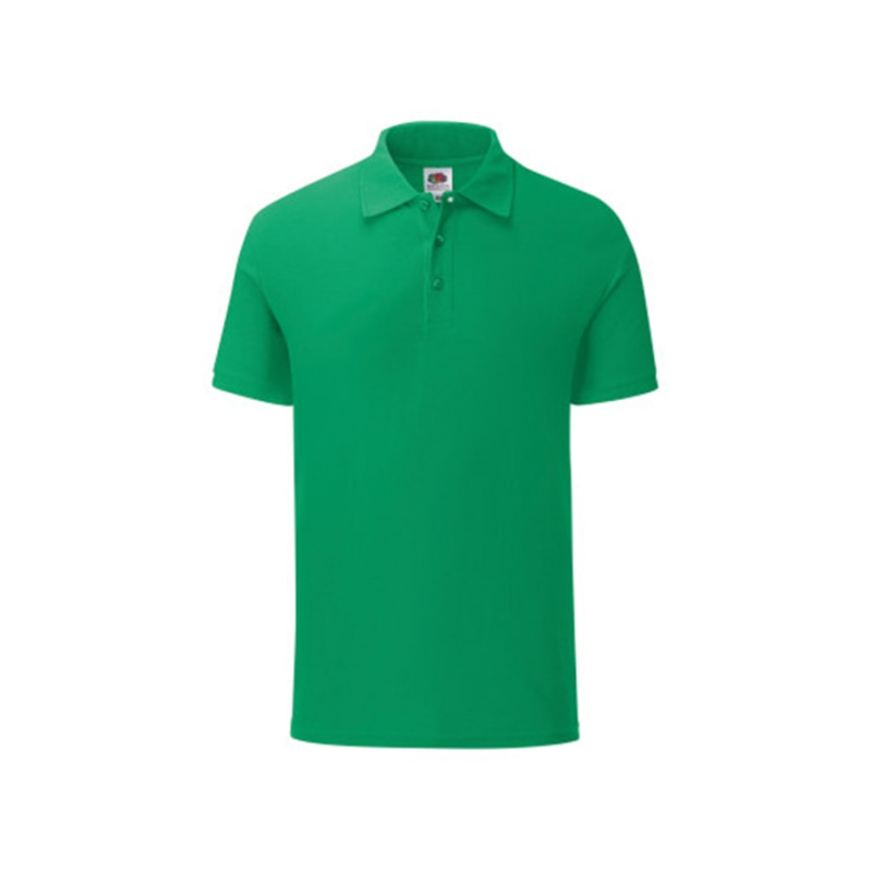 Поло мужское ICONIC POLO 180, Зеленый, 2XL, 630440.47 2XL