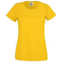 Футболка женская ORIGINAL T 145, Желтый, XS, 614200.34 XS