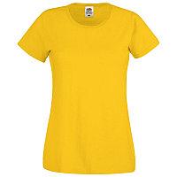 Футболка женская ORIGINAL T 145, Желтый, XL, 614200.34 XL