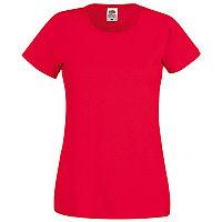 Футболка женская ORIGINAL T 145, Красный, XS, 614200.40 XS
