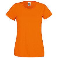 Футболка женская ORIGINAL T 145, Оранжевый, XS, 614200.44 XS