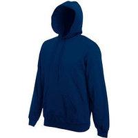 Толстовка с начесом CLASSIC HOODED SWEAT 280, Темно-синий, L, 622080.32 L