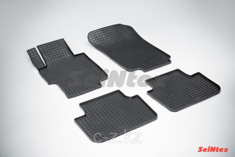 Резиновые коврики для Honda Accord VII 2002-2007
