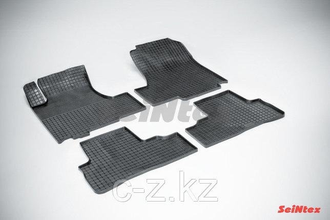 Резиновые коврики для Honda CR-V 2006-2012, фото 2