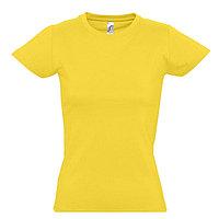 Футболка женская IMPERIAL WOMEN 190, Желтый, M, 711502.301 M