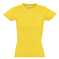 Футболка женская IMPERIAL WOMEN 190, Желтый, XL, 711502.301 XL