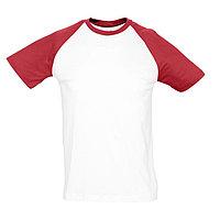 Футболка мужская FUNKY 150, Красный, S, 711190.145 S