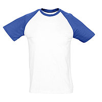 Футболка мужская FUNKY 150, Синий, S, 711190.241 S