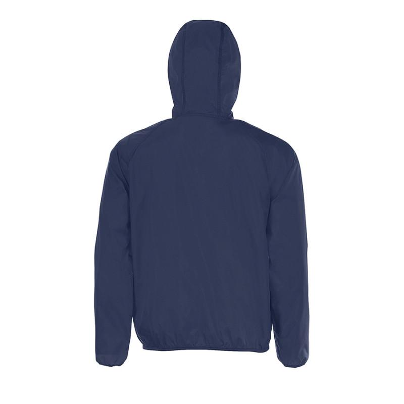 Ветровка водоотталкивающая унисекс SHORE, Темно-синий, S, 701169.318 S - фото 3