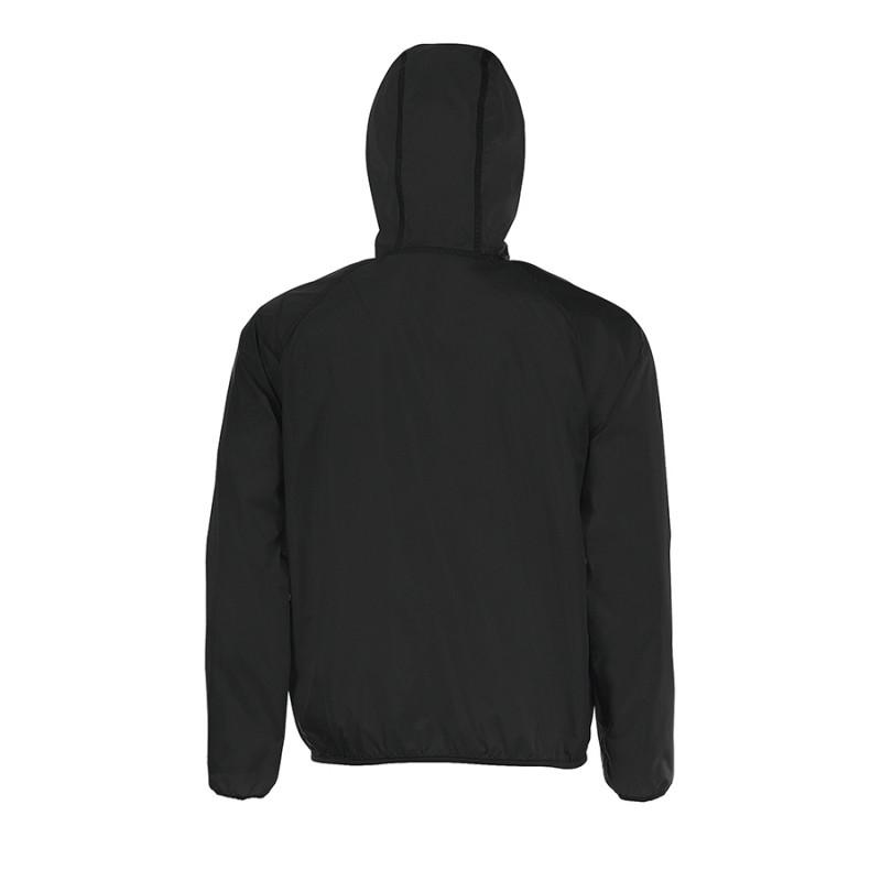 Ветровка водоотталкивающая унисекс SHORE, Черный, M, 701169.312 M - фото 2