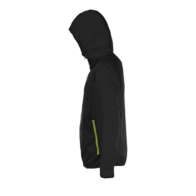 Ветровка водоотталкивающая унисекс SHORE, Черный, XL, 701169.312 XL - фото 3