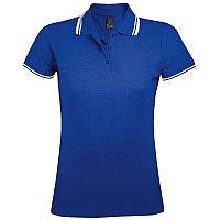 Поло женское PASADENA WOMEN 200, Синий, XL, 700578.913 XL