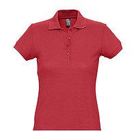 Поло женское PASSION 170, Красный, S, 711338.145 S