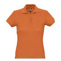 Поло женское PASSION 170, Оранжевый, XL, 711338.400 XL