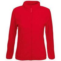 Толстовка женская LADY-FIT MICRO JACKET 250, Красный, XL, 620660.40 XL