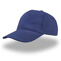 Бейсболка START FIVE, 5 клиньев, застежка на липучке, Синий, -, 25438.22